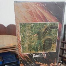 Cine: BANANAS - WOODY ALLEN - LOUISSE LASSER - WARNER 1984. Lote 269391413