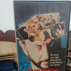 Cine: CUENTOS DE LOCURA - FREDDIE FRANCIS - KIN NOVAK , JOAN COLLINS - CALIFORNIA 1985. Lote 269392218