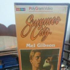 Cine: SUMMER CITY - CHRISTOPHER FRASER - MEL GIBSON , PHIL AVALON - POLYGRAM VIDEO. Lote 269399323