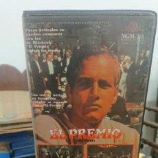 Cine: EL PREMIO (THE PRIZE) - MARK ROBSON - PAUL NEWMAN , EDWARD G. ROBINSON - MGM 1987. Lote 269402718
