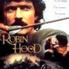 Cine: LAS NUEVAS AVENTURAS DE ROBIN HOOD VIDEOASETE ORIGINAL. Lote 269560853
