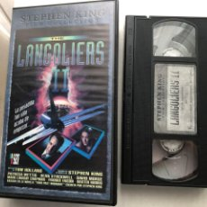 Cine: THE LANGOLIERS II 2 STEPHEN KING FILM COLLECTION - VHS KREATEN. Lote 269711973