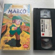 Cine: MARCO DE LOS APENINOS A LOS ANDES GOODTIMES PRESENTA - VHS KREATEN. Lote 269713123