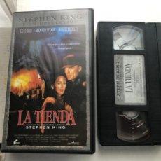 Cine: LA TIENDA STEPHEN KING FILM COLLECTION - VHS KREATEN. Lote 269716138