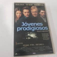 Cine: VHS 657 JÓVENES PRODIGIOSOS -VHS SEGUNDA MANO. Lote 269842843
