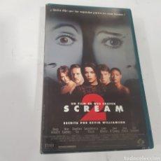 Cine: VHS 658 SCREAM 2 -VHS SEGUNDA MANO. Lote 269842928