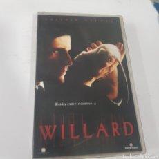 Cine: VHS 659 WILLARD -VHS SEGUNDA MANO. Lote 269843548