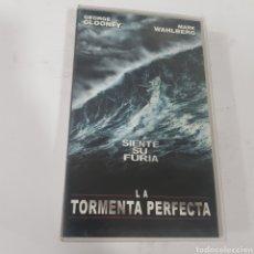 Cine: VHS 660 LA TORMENTA PERFECTA -VHS SEGUNDA MANO. Lote 269843603