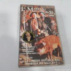 Cine: VHS 666 LA MARRANA -VHS SEGUNDA MANO. Lote 269844008