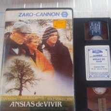 Cinéma: VHS ANSIAS DE VIVIR CG 466. Lote 269938428