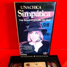 Cine: UNA CHICA SIMPATICA (1983) JERRY JAMESON, BESS ARMSTRONG. Lote 269982573