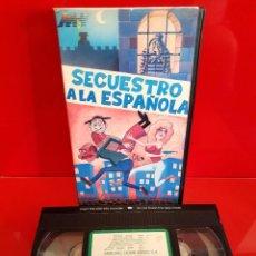 Cine: SECUESTRO A LA ESPAÑOLA (1972) - ESPERANZA ROY, QUIQUE CAMOIRAS, AURORA REDONDO. Lote 269982963