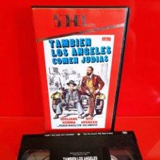 Cine: TAMBIÉN LOS ANGELES COMEN JUDIAS E. B. CLUCHER - GIULIANO GEMMA , BUD SPENCER - SOHO. Lote 269983018