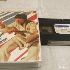 Cine: VHS ORIGINAL / EL ARDIENTE, EL FRIO Y EL VICIOSO. Lote 270374388