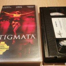Cine: STIGMATA - VHS. Lote 270374928