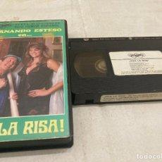 Cine: VHS ORIGINAL / ¡ VIVA LA RISA !. Lote 270377063