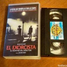 Cine: VHS EL EXORCISTA EL MONTAJE DEL DIRECTOR. Lote 272015198