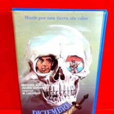 Cine: DICIEMBRE SANGRIENTO (1973) - DIR: MOHAMMED LAKHDAR-HAMINA. Lote 272150298