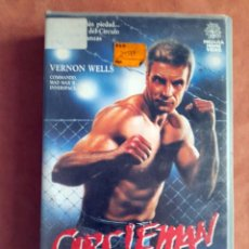 Cine: CIRCLEMAN • BOXEO • VHS. Lote 272423773