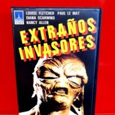 Cine: EXTRAÑOS INVASORES -(1983) (SOLO CARÁTULA Y ESTUCHE). Lote 273222383
