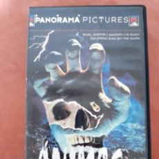 Cine: ANIMAS VHS TERROR 80´ ZOMBIES SUPER DESCATALOGADA.UNICA EN TC. Lote 274641038