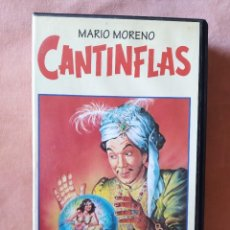 Cine: EL MAGO. MARIO MORENO CANTINFLAS RBA EDITORES AÑOS 90. VHS. Lote 274936043