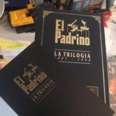 Cine: VHS - TRILOGIA EL PADRINO - EDICION ESPECIAL CON LIBRETO.. VHS SIN ABRIR. Lote 275327683