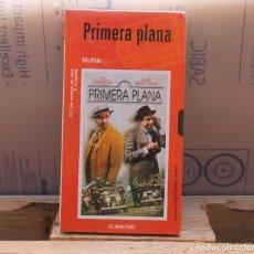 Cine: PRIMERA PLANA, BILLY WILDER; VHS PRECINTADO. Lote 275899838