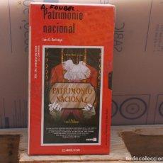 Cine: PATRIMONIO NACIONAL, BERLANGA; VHS PRECINTADO. Lote 275909043