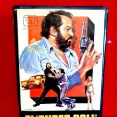 Cine: EL SUPER POLI (1973) - PIEDONE LO SBIRRO. Lote 275969343