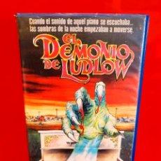 Cine: EL DEMONIO DE LUDLOW (1983) - PAUL VON HAUSEN (LEER DESCRIPCIÓN). Lote 276934853