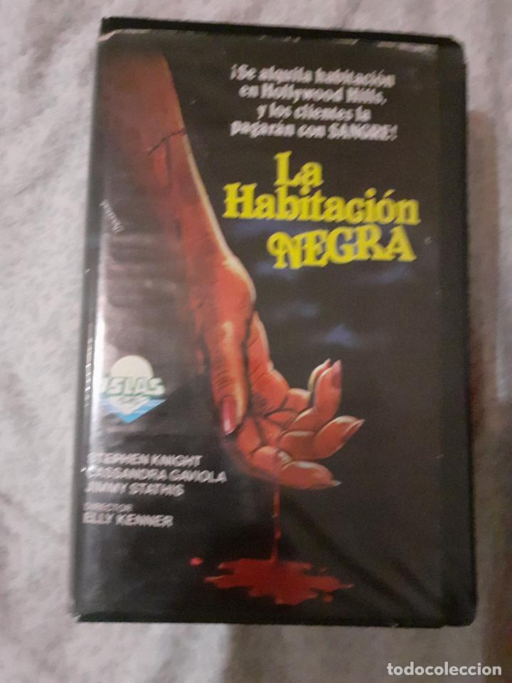 LA HABITACION NEGRA. (Cine - Películas - VHS)