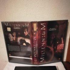 Cine: VHS ORIGINAL - MILLENNIUM - CIENCIA FICCION TERROR - SERIE. Lote 276977883