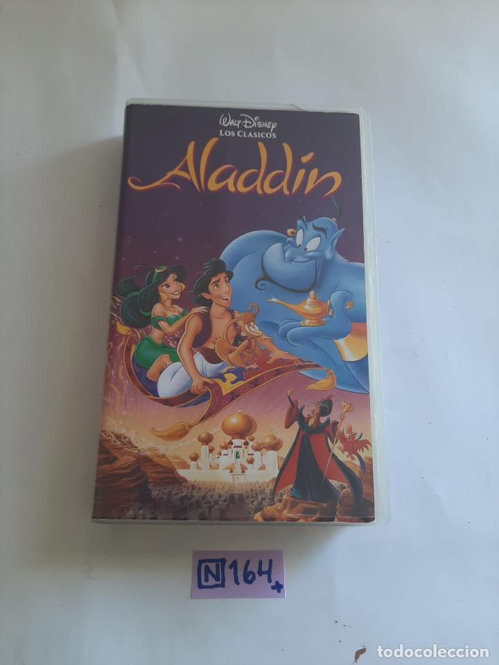 ALADDIN (Cine - Películas - VHS)
