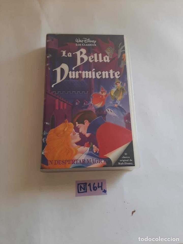 LA BELLA DURMIENTE (Cine - Películas - VHS)