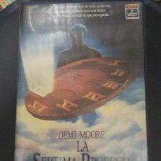 Cine: LA SEPTIMA PROFECIA. Lote 277735938