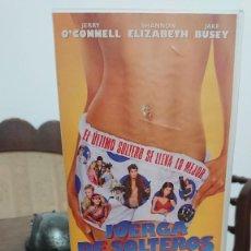 Cine: JUERGA DE SOLTEROS - GREGORY POIRIER - JERRY O'CONNELL, SHANNON ELIZABETH - COLUMBIA 2001. Lote 278954278