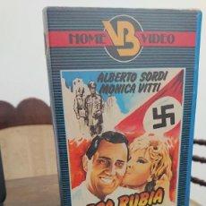 Cine: ESA RUBIA ES MIA - ALBERTO SORDI - MÓNICA VITTI - HOME VIDEO. Lote 278958198