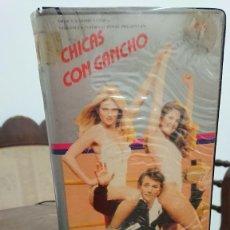 Cine: CHICAS CON GANCHO - ROBERT ALDRICH - PETER FALK, VICKI FREDEICK - VIDEOMAN 1982 + DVD. Lote 278964598