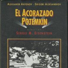 Cine: EL ACORAZADO POTEMKIN / SERGEI M. EISENSTEIN.. Lote 278965303