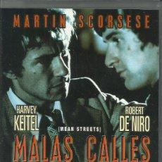 Cine: MALAS CALLES / MARTIN SCORSESE.. Lote 278966833