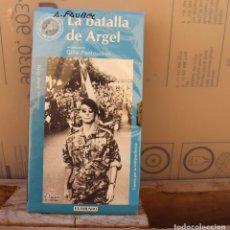 Cine: LA BATALLA DE ARGEL, DE GILLO PONTECORVO; VHS, PRECINTADO. Lote 278968373