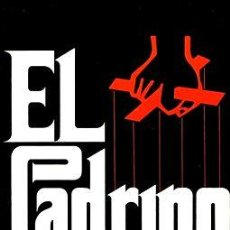 Cine: VHS EL PADRINO TRILOGIA 3 VIDEOCASSETTES. Lote 279777898