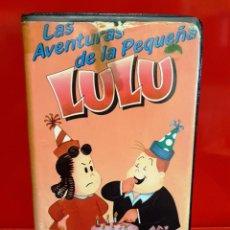 Cine: LAS AVENTURAS DE LA PEQUEÑA LULU - DIBUJOS ANIMADOS. Lote 284319008