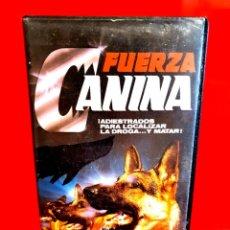 Cine: FUERZA CANINA (1973) - CHRIS DETROIT, IAN YULE, GAENOR BECKER, ECKARD RABE. Lote 287056758