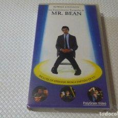 Cine: VHS M.BEAN. Lote 287208058