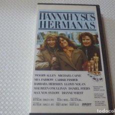 Cine: VHS,WOODY ALLEN.. Lote 287212633