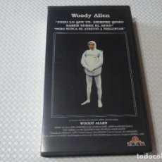 Cine: VHS,WOODY ALLEN. Lote 287213763