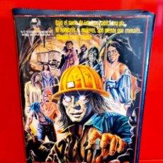 Cine: SUBHUMANOS (1973) - DEATH LINE (RAW MEAT). Lote 287394718