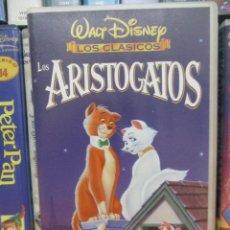 Cine: PELICULAS VHS - WALT DISNEY - 20 TITULOS CLASICOS. Lote 287738668